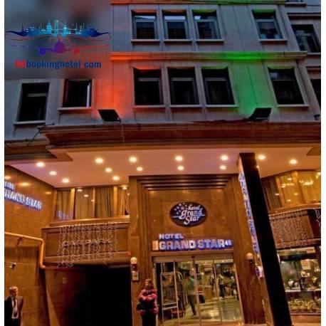 هتل گرند استار استانبول