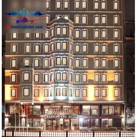 هتل گرند هالیک استانبول