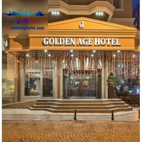 هتل گلدن ایج تکسیم استانبول