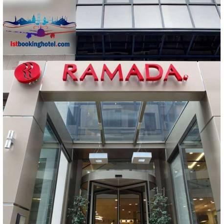 هتل رامادا تکسیم استانبول