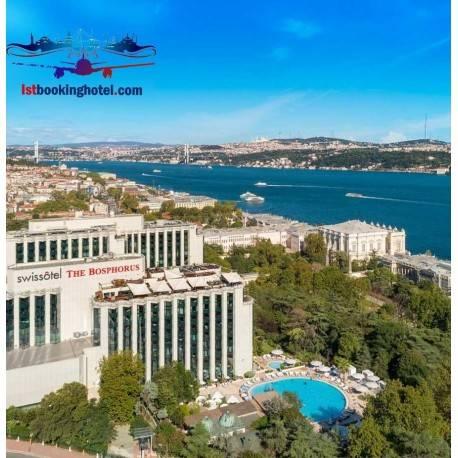 هتل سوئیس بسفروس استانبول