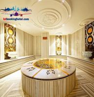 حمام ترکی در شهر استانبول