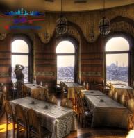 رستوران برج دختر استانبول