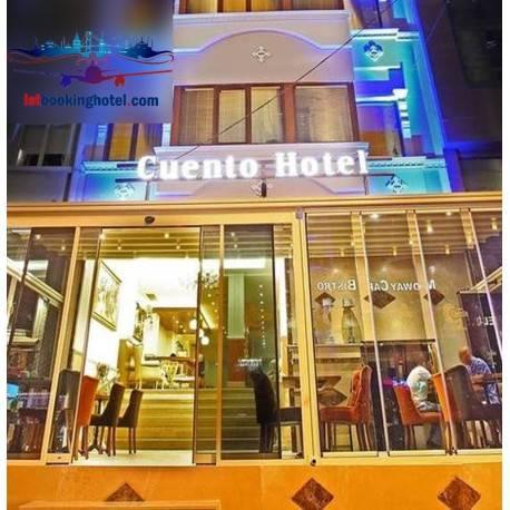 هتل کوئنتو استانبول