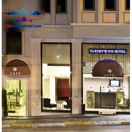 هتل تکسیم تاون استانبول