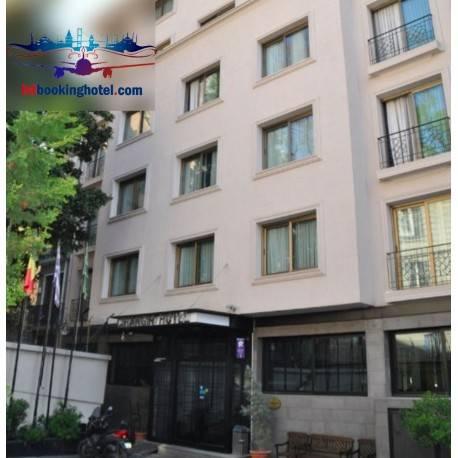 هتل جهانگیر استانبول