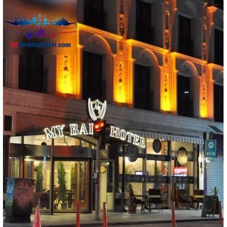 هتل مای بد استانبول