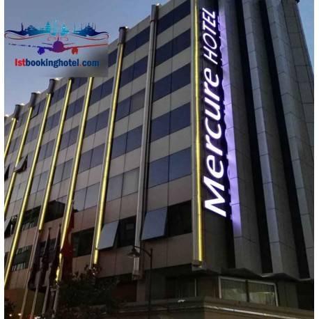 هتل مرکور بومونتی استانبول