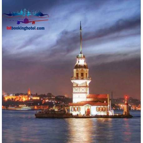 برج دختر استانبول