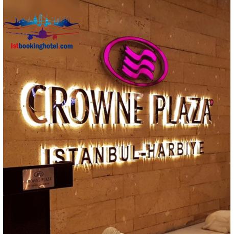 هتل کرون پلازا استانبول