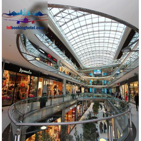 مرکز خرید پالادیوم استانبول (palladium)