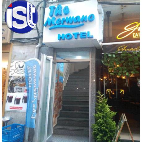 هتل مروانو استانبول