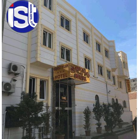 هتل گرند میلان استانبول