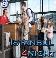تور استانبول از مشهد 4 شب و 5 روز