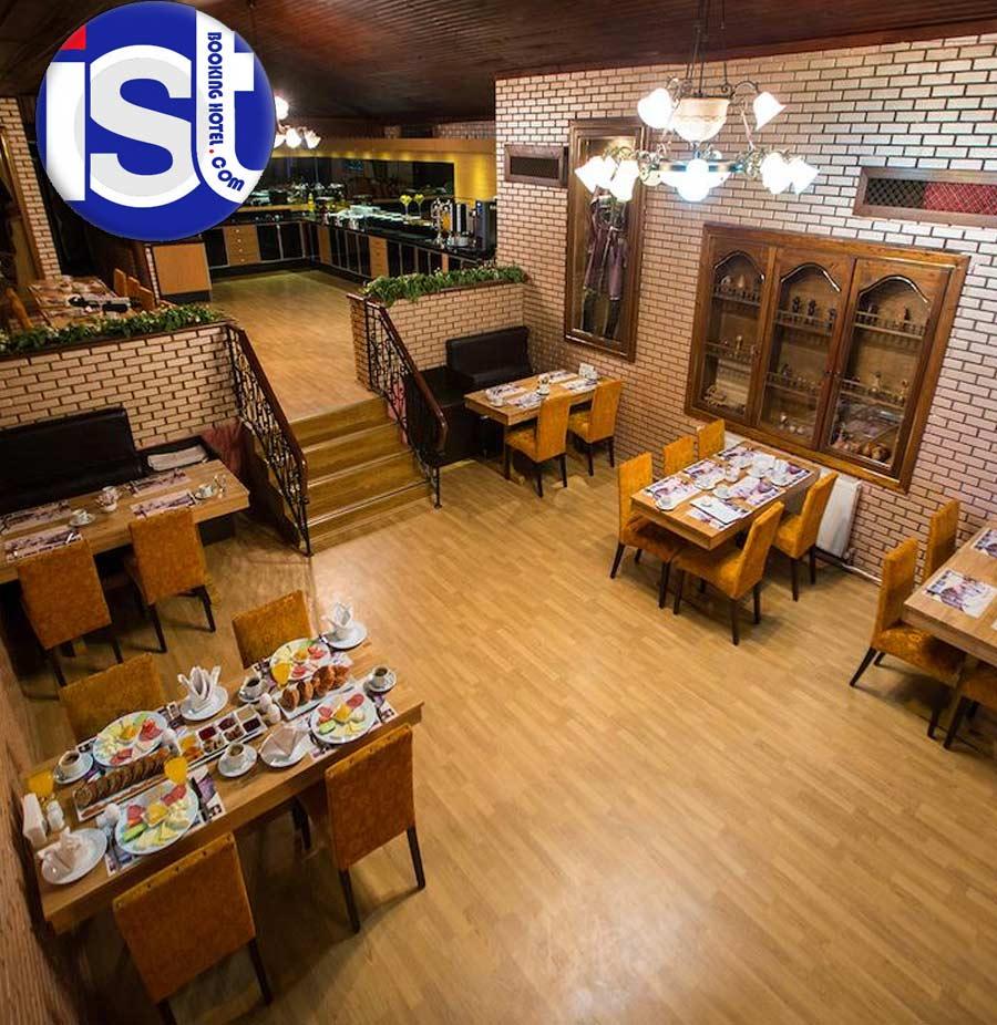 رستوران هتل سد استانبول