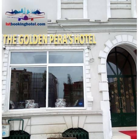 هتل گلدن پراس استانبول