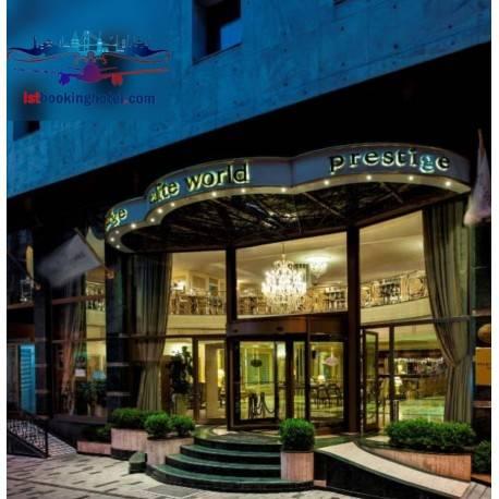 هتل الیت ورلد پرستیژ استانبول