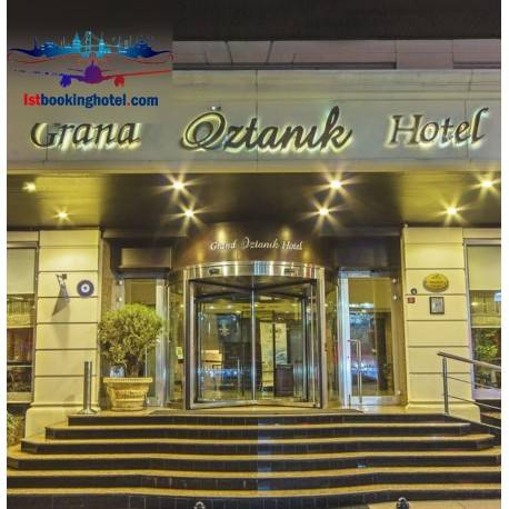 هتل گرند اوزتانیک استانبول