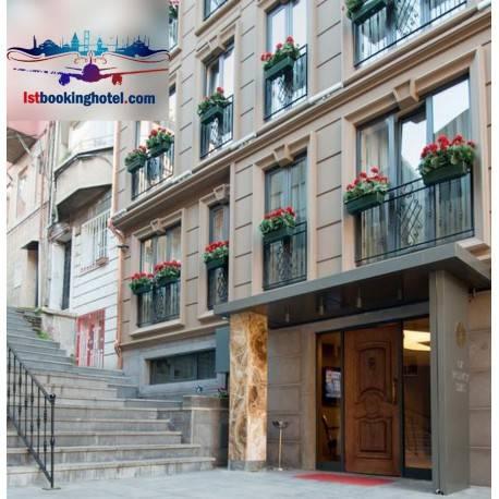 هتل جی کی ریجنسی استانبول