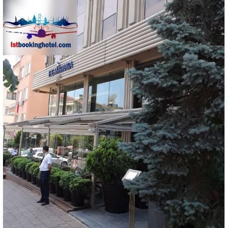 هتل مارمارا شیشلی استانبول