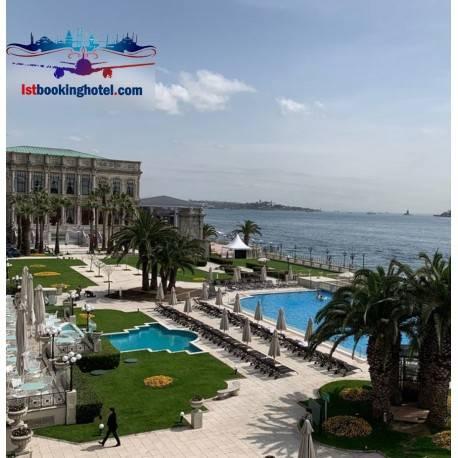 هتل چراغان پالاس استانبول