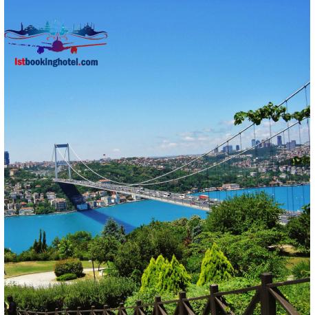 تپه های چاملیجا در استانبول