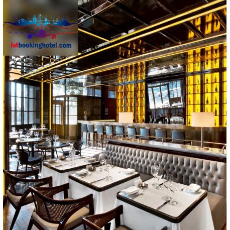 رستوران brasserie استانبول