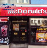 مک دونالد استانبول