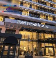 هتل بارسلو استانبول